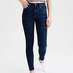 American Eagle Super High-Waisted Jegging